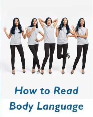 How can you read body language