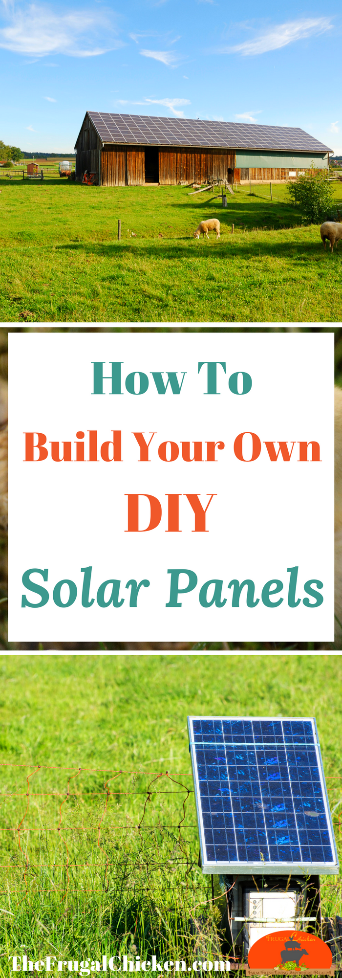 Building Your Own Solar Panels Is Easy If You Have