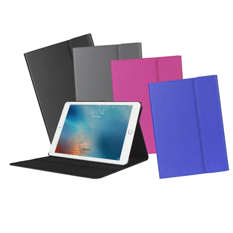 Ipad Pro 9.7 Case With Pencil Holder Fair Valkit Leather Folio Cover Case For Apple Ipad Pro 129 Inch Flip Design Decoration
