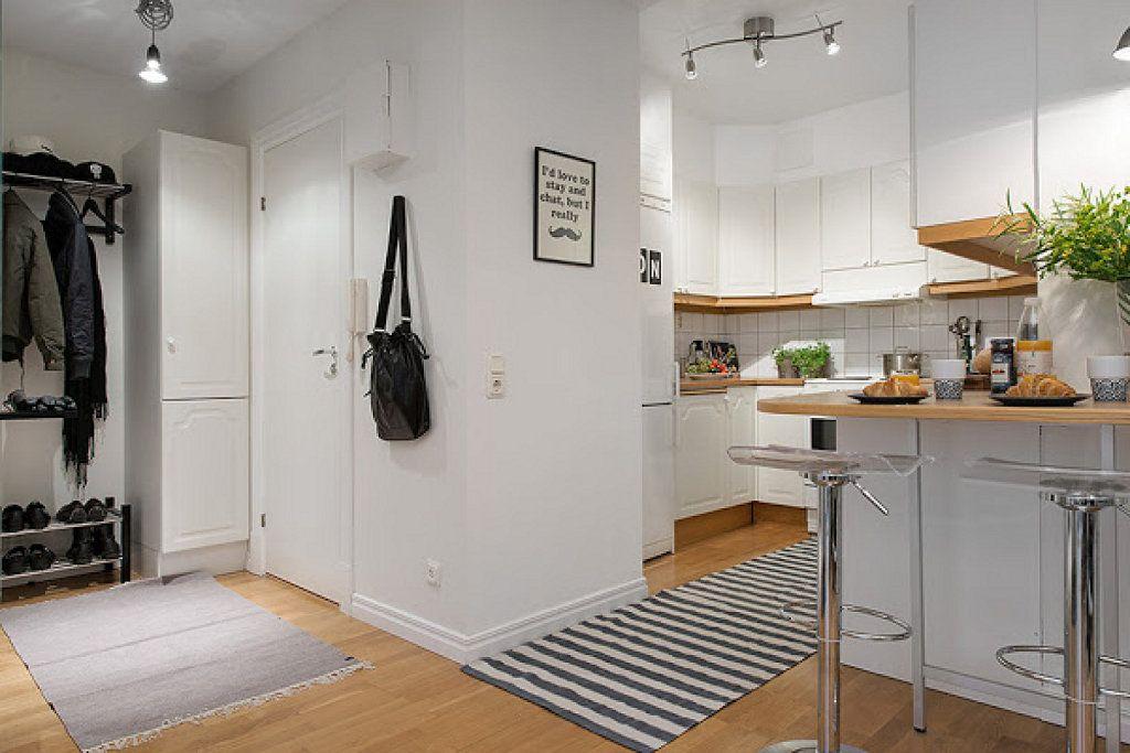 10 ideas para una casa de menos de 40 metros cuadrados for Vivir en 40 metros cuadrados