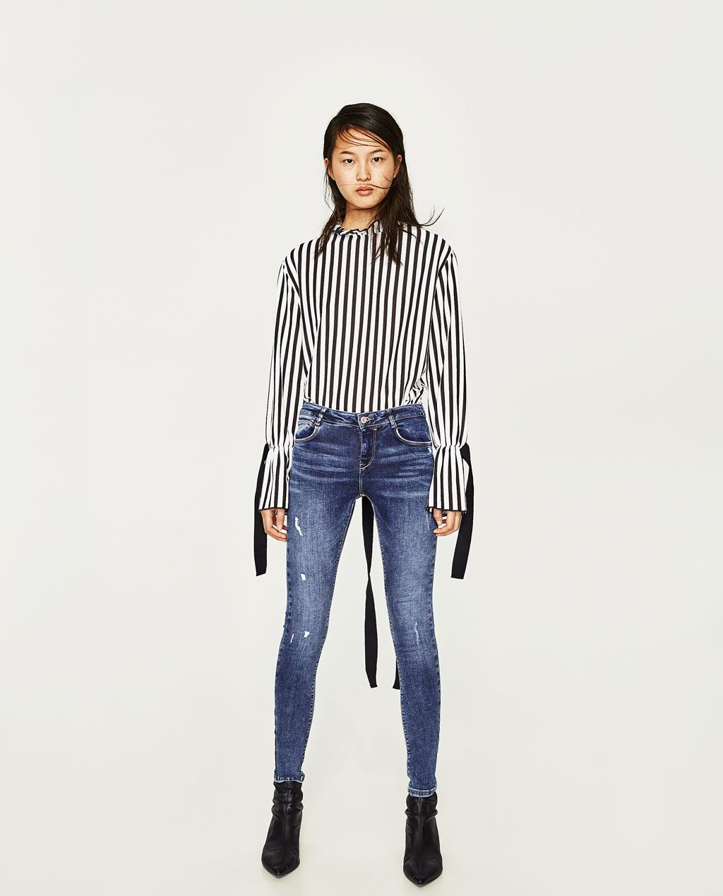 b9fb55345d JEANS EXTRA PUSH UP | THINGS I LOVE | Zara women, Zara, Jeans
