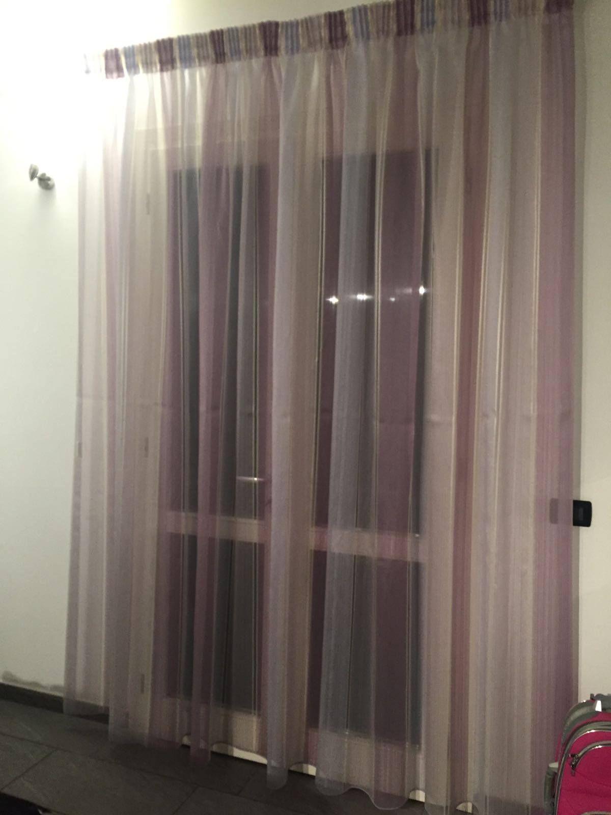 Tende arricciate per salotto tende da interni for Tende da salotto