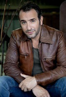 """Jean Dujardin from """"The Artist"""" There's something about this guy. Possibly his humor. He does have an amazing smile. :)"""