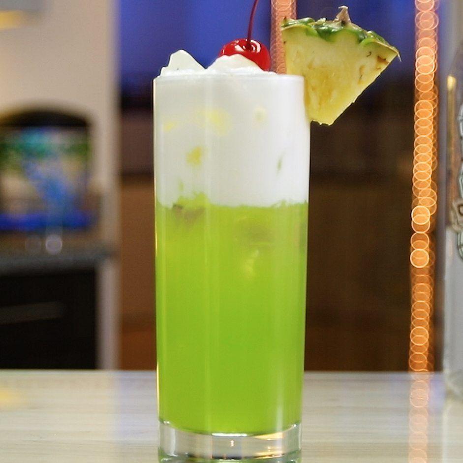 Midori Recipe, Fruity Cocktails