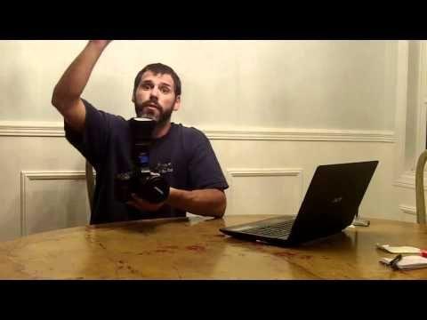 ▶ Using A Canon Speedlite Flash Correctly - YouTube