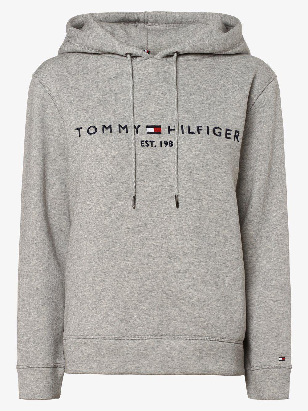 Damen Sweatshirt In 2020 Damen Sweatshirts Tommy Hilfiger Hoodie Tommy Hilfiger Sweatshirt