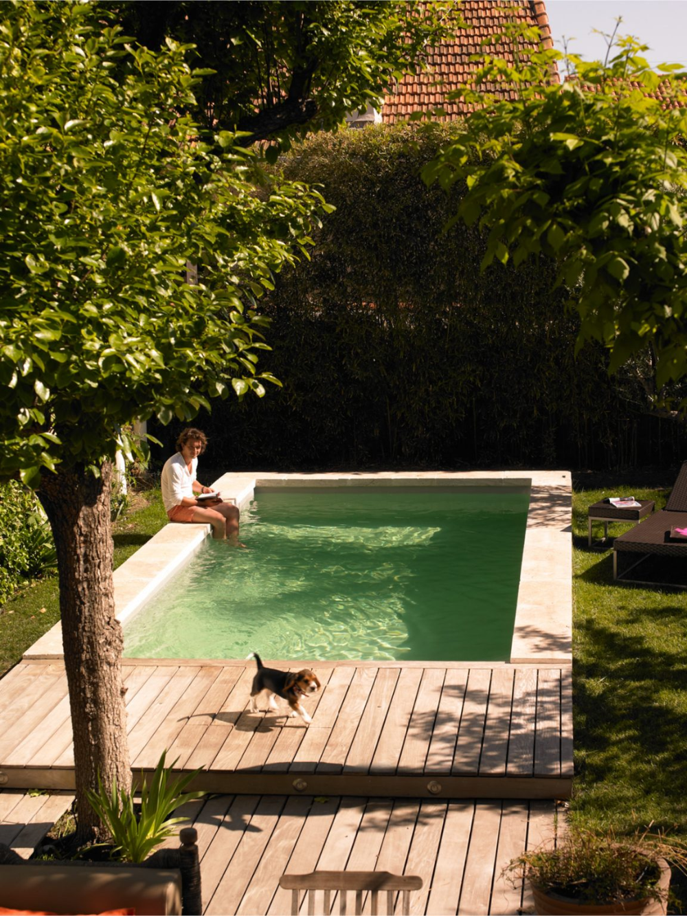 These Plunge Pools Are All The Inspiration You Need To Create Your Personal Oasis Small Backyard Pools Backyard Small Backyard