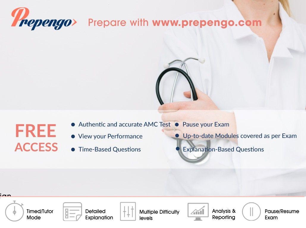 Prepengo has the answers! AMC Exam Prep made easy with