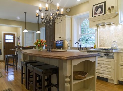 M s de 25 ideas incre bles sobre encimeras de mesa de - Mesa de trabajo cocina ...