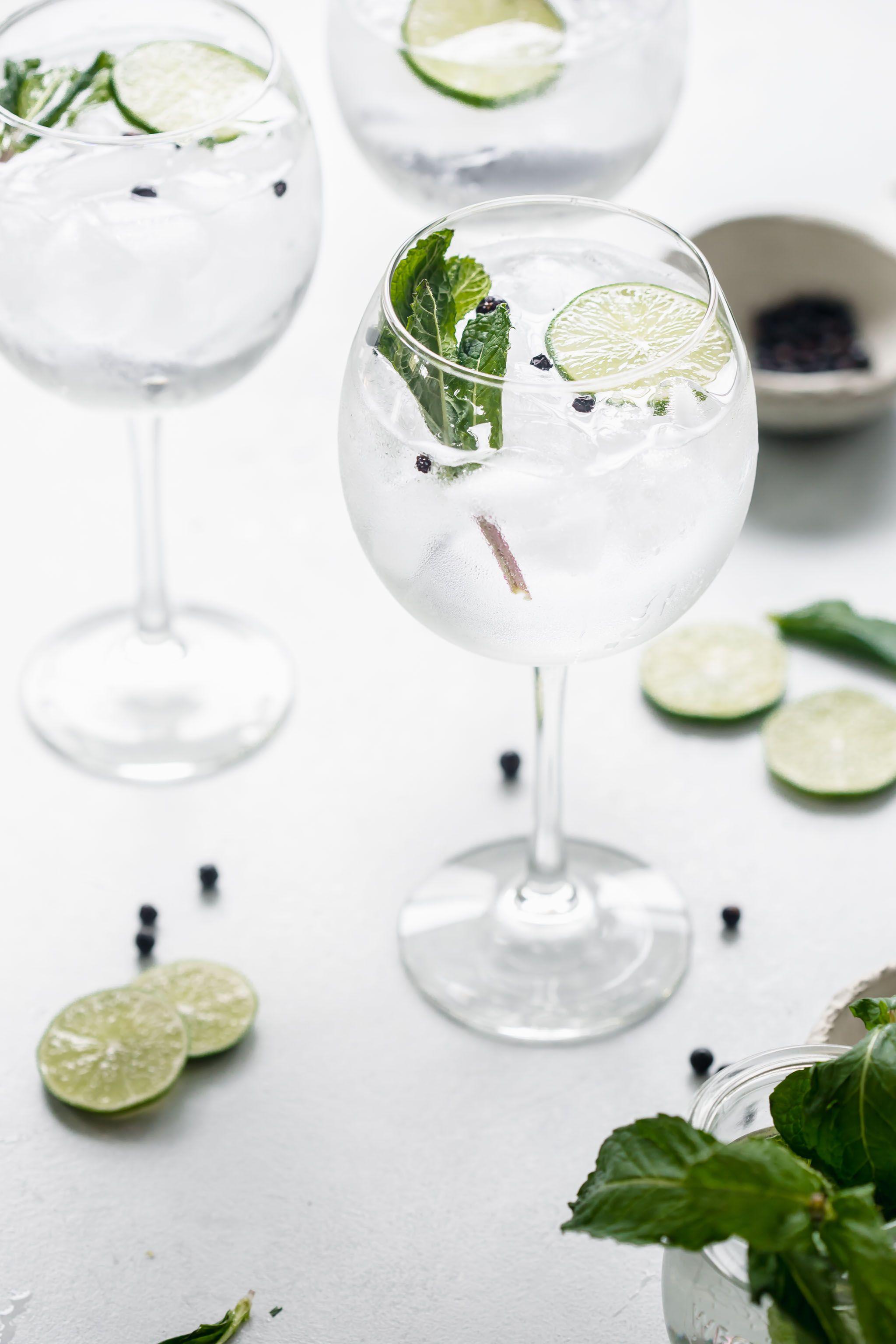 Coctel Gin Tonic