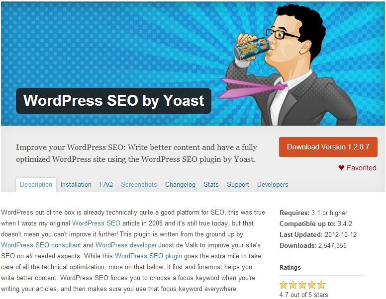 Improve your WordPress SEO Write better content and have