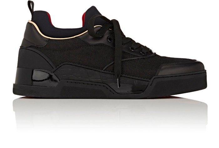 CHRISTIAN LOUBOUTIN Aurelien Flat Sneakers.  christianlouboutin  shoes   680600789d3