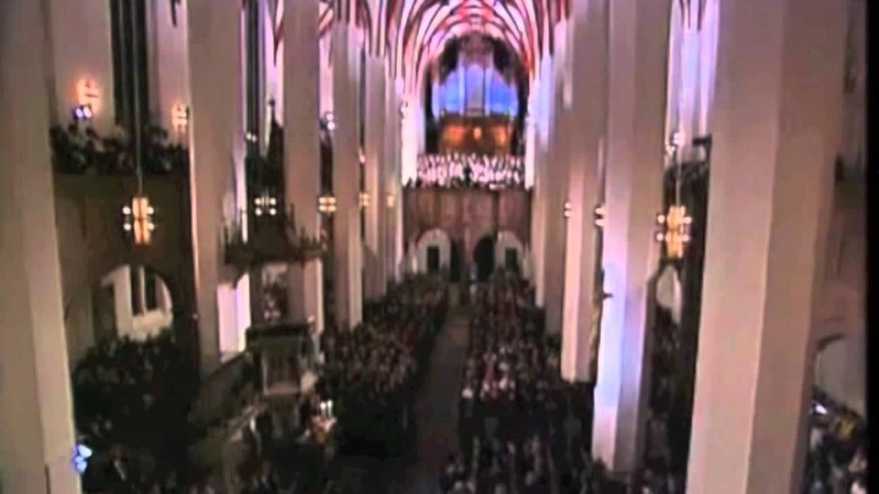 "J.S. Bach - Cantata: BWV 170 ""Vergnügte Ruh', beliebte Seelenlust"""