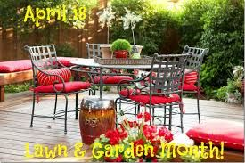 lawn and garden month - Google Search