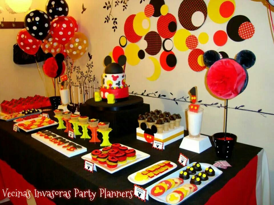 Consulta por nuestros party box tem ticos incluyen - Fiesta tematica mickey mouse ...