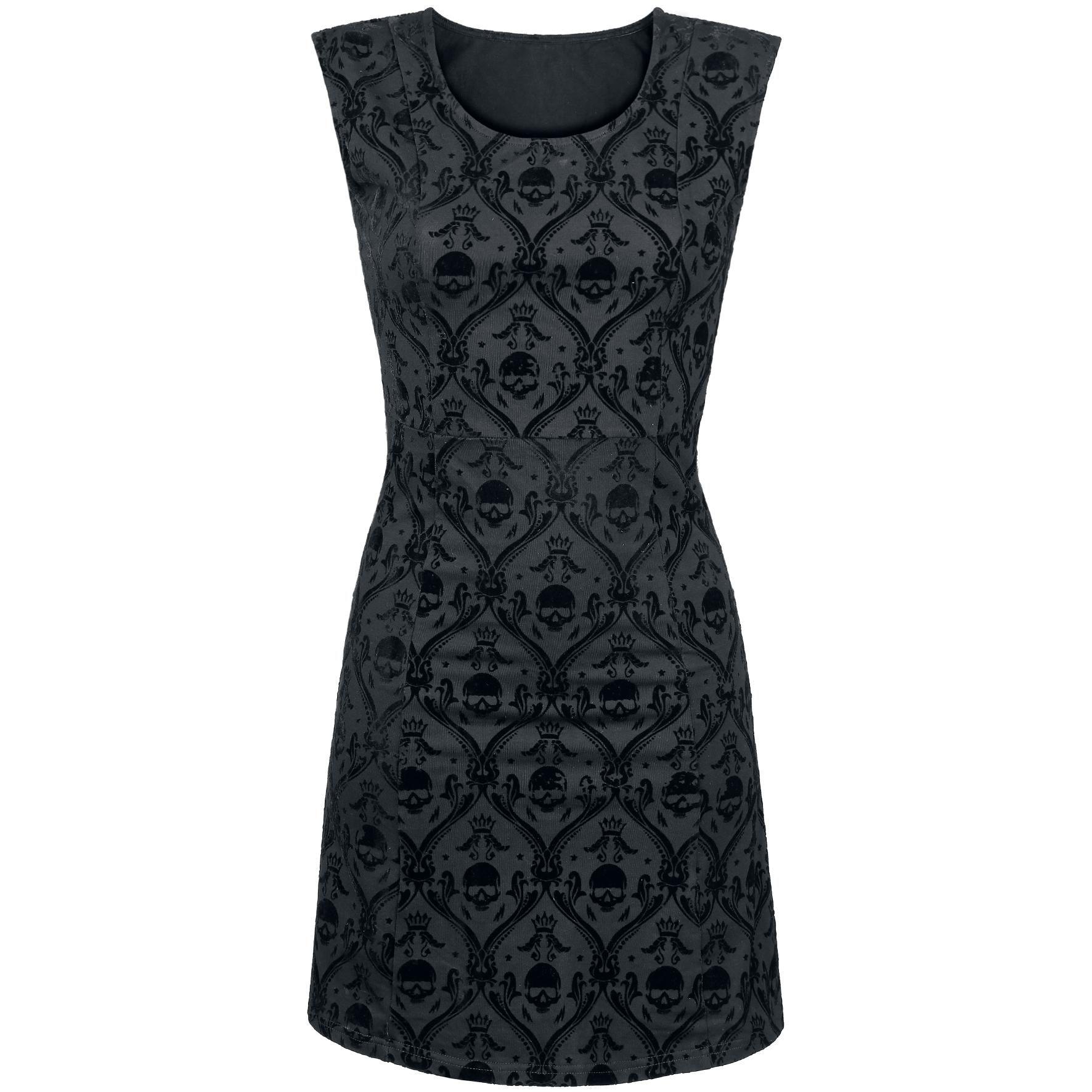 EMP Merchandise   Fanartikel Shop für Rock   Entertainment. Skull DressCool  DressesBlack ... f2b4a87bf0