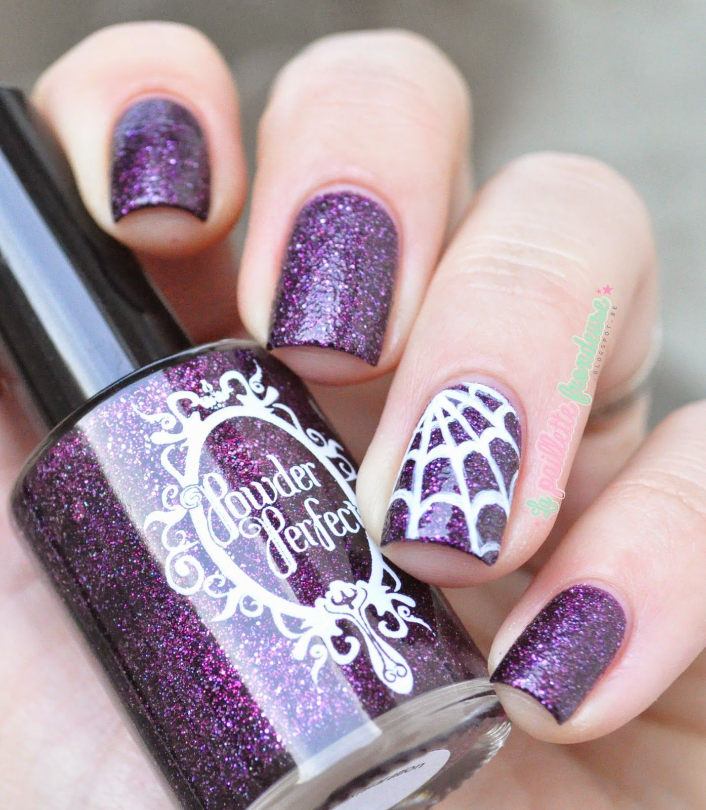 This is Halloween ! | Halloween nails, Dark nails, Trendy ...