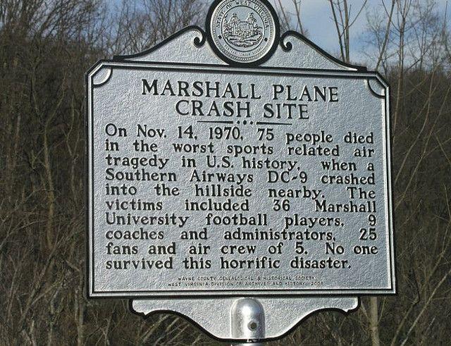 Marshall University Tragedy West Virginia History Marshall University West Virginia