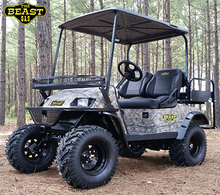 14++ Beast 48 golf cart for sale information