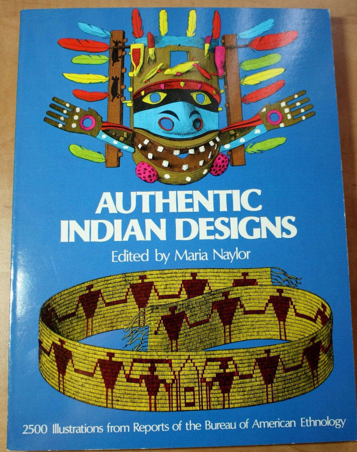 Authentic indian designs by maria naylor 2500