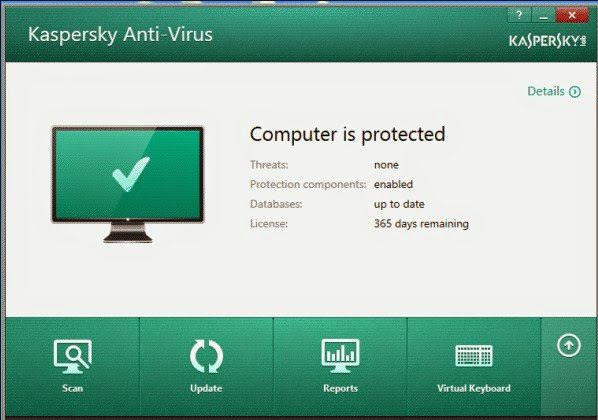 free kaspersky antivirus software download for pc
