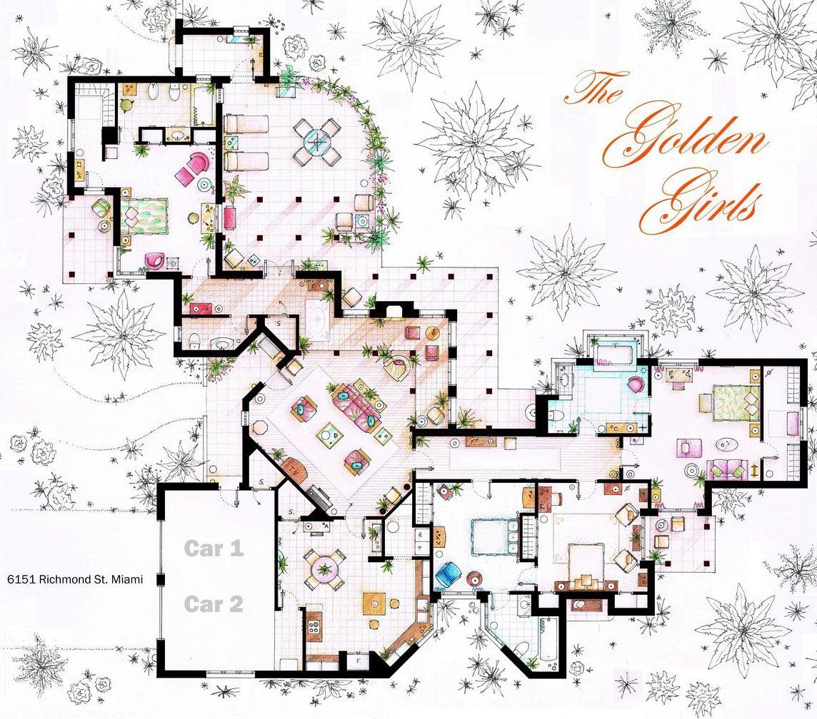 The Golden S 6151 Richmond Street Miami House