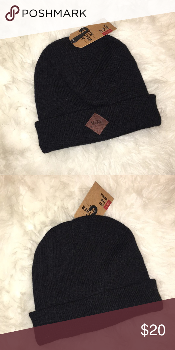 Vans All Weather beanie w  waterproof lining Vans MTE All weather beanie.  One size. Built in waterproof lining. Vans Accessories Hats 843a9338fb28