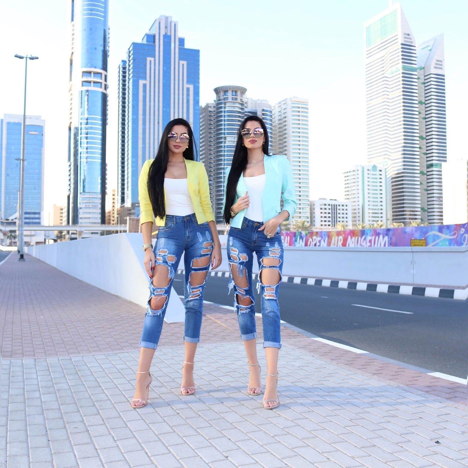 Street Style Twinning | LAURA BADURA