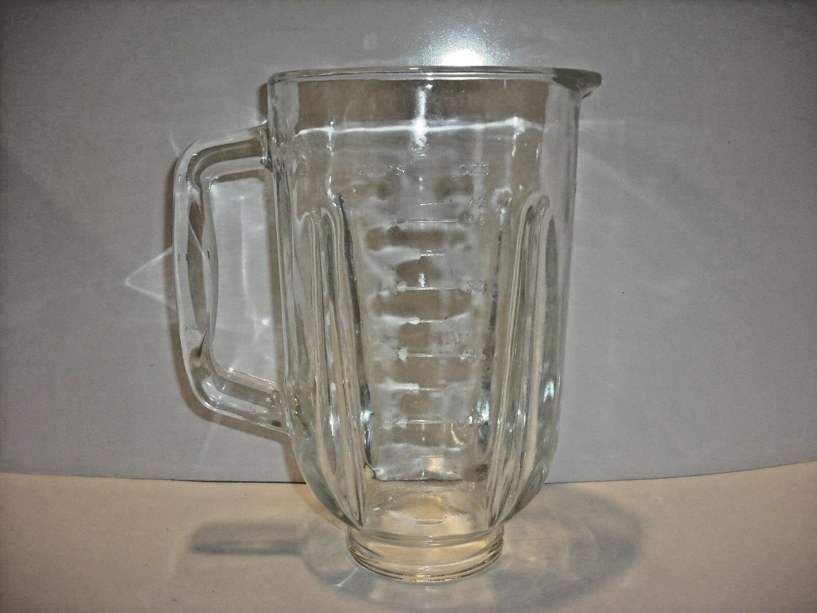 Hamilton Beach® Blender Compatible 1.25 Liter Glass Jar Replacement FITS MOST