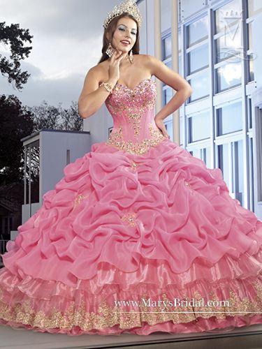 Fotos de vestidos para fiesta de 15