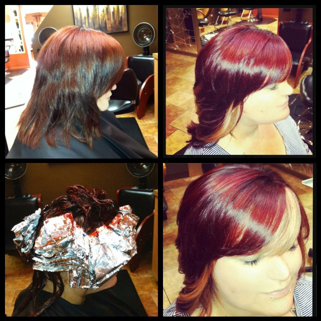 Medium Natural Level 5 Added Level 5 5 Red Violet Color With Pre