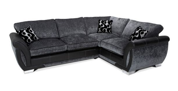 Shannon Express Left Hand Facing 3 Seater Formal Back Corner Sofa Talia Dfs Corner Sofa Dfs Corner Sofa Sofa Review