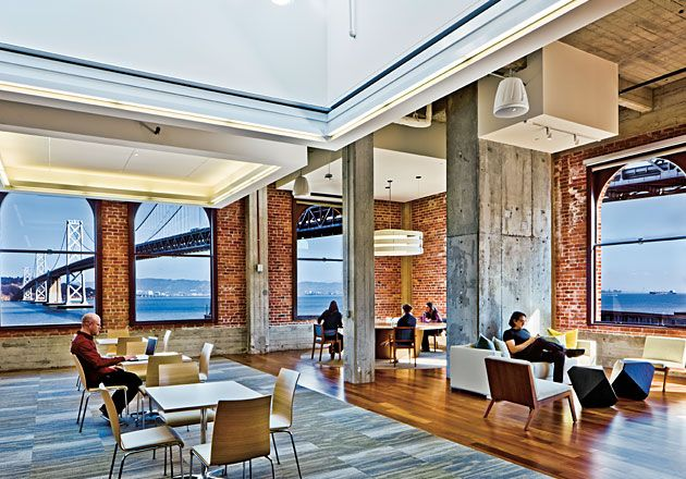 The Wharton School Of The University Of Pennsylvania San Francisco By Gensler Workplace Design Learning Spaces Building