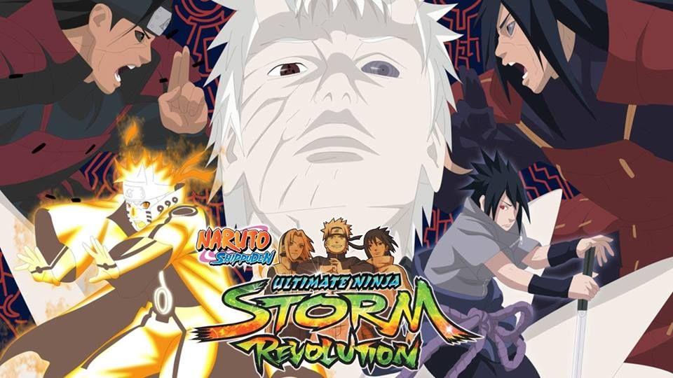 naruto ultimate ninja storm revolution pc free download