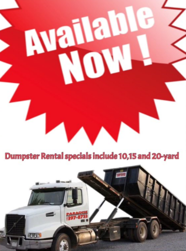 Dumpsters Available Dumpster Rental Dumpster Rental