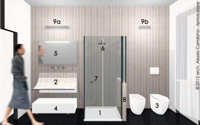 Soluzioni Bagno ~ Doccia bagno finestra bagno