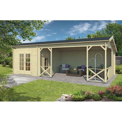 Photo of Sol 72 Outdoor 800 cm x 400 cm garden house Stephon | Wayfair.de