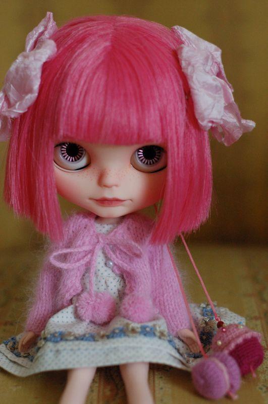 Lille princesse custom Blythe!