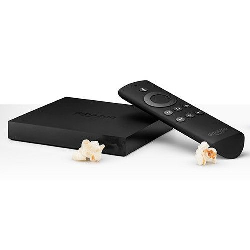 Amazon Fire TV is a portable media streaming device which