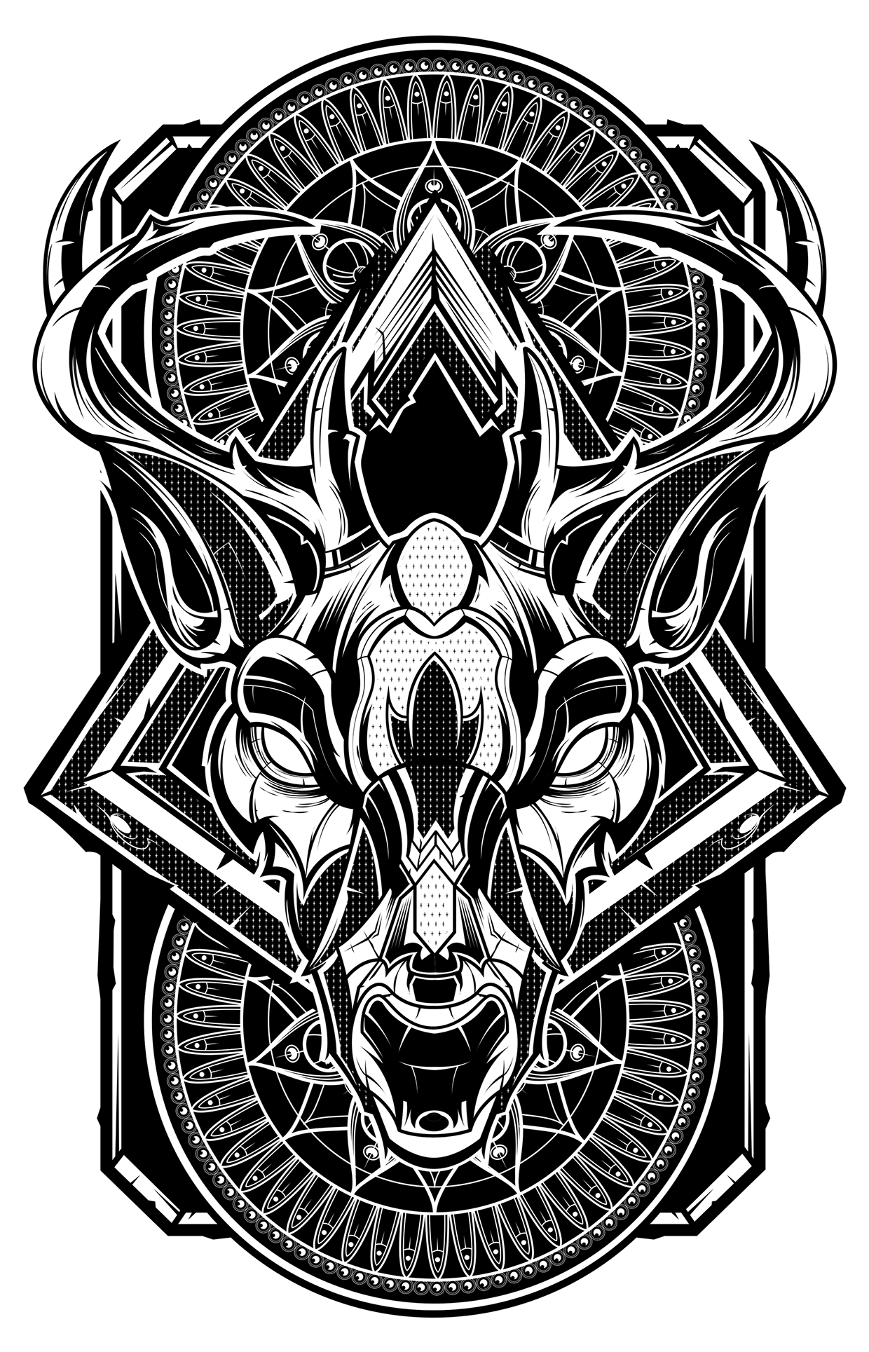 Oh Deer (With images) Android wallpaper, Typographic