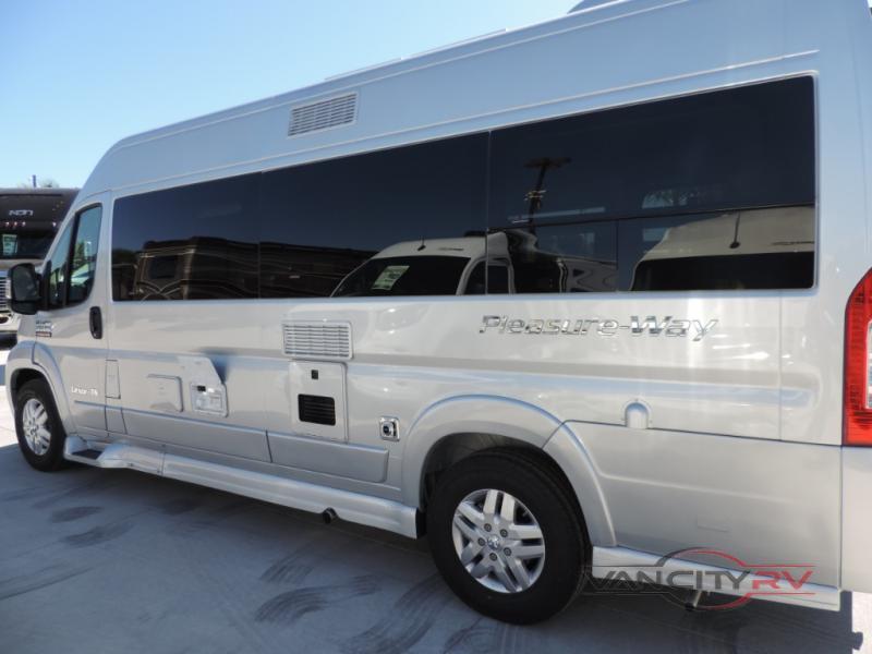 New 2020 Pleasure Way Lexor Ts Motor Home Class B At Van City Rv Las Vegas Nv 2212 Pleasure Way Class B Pleasure