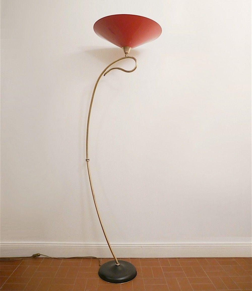 For Sale Vintage Floor Lamp 1950s Vintage Floor Lamp Lamp Floor Lamp