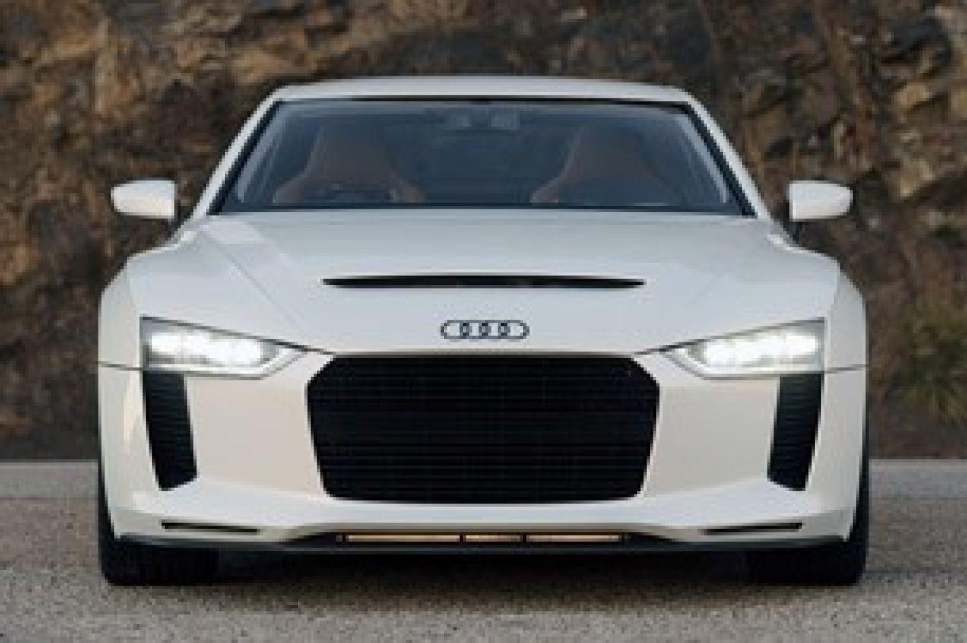 Quick Spin Audi Quattro Concept Em 2020