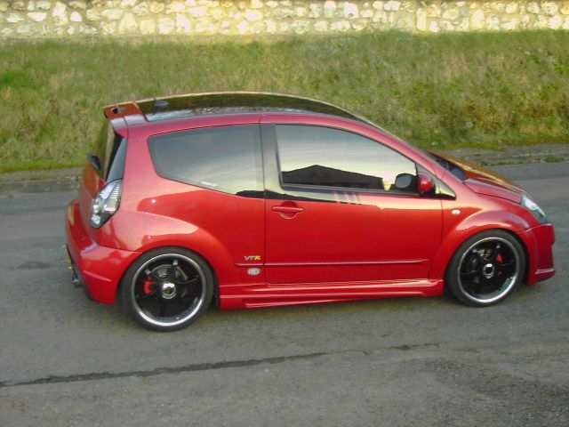 c2 rage tuning inspiration chevrolet spark cars. Black Bedroom Furniture Sets. Home Design Ideas