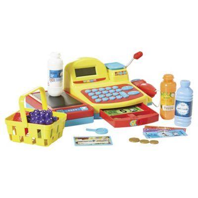 a3a01aa592 Buy Carousel Let s Shop Cash Register from our Carousel Preschool Toys  range - Tesco