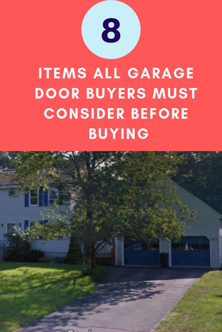 Buy A New Garage Door Repair Or Replace How Long Do Garage Doors Last Aluminum Steel Vinyl Garage Doors Garage Door Spring Replacement Garage Door Types