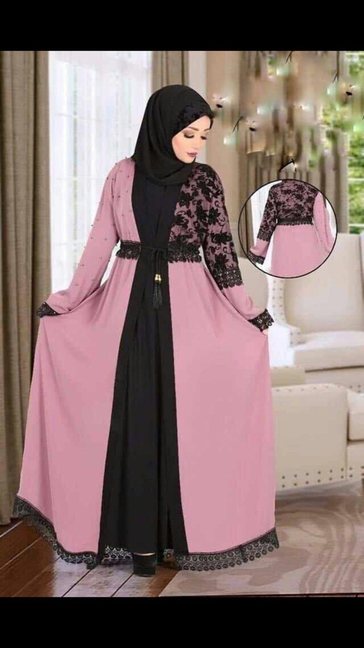 Pin By Ey Llam On Products Abaya Fashion Abayas Fashion Abaya Designs