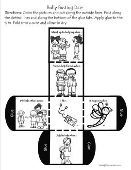 Bullying Prevention Activity Pack: Fun Classroom