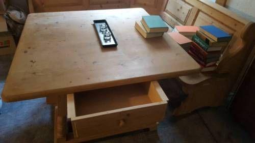 schöne Sitz Ecke mit Tisch in Bremen Blumenthal eBay
