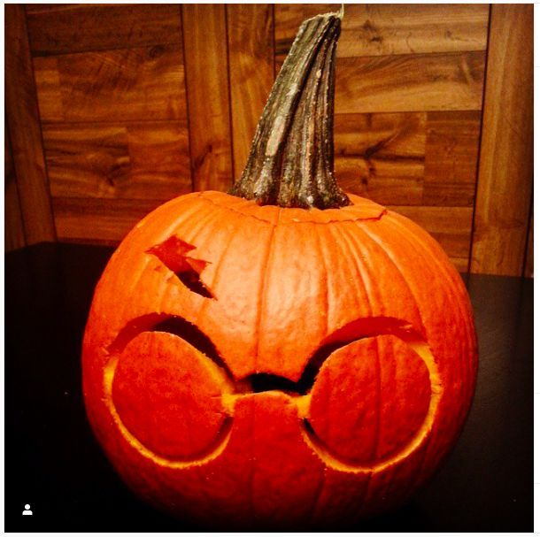 15 Adorable Pumpkin Carving Ideas - Rachel's Crafted Life